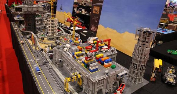 brick-diorama