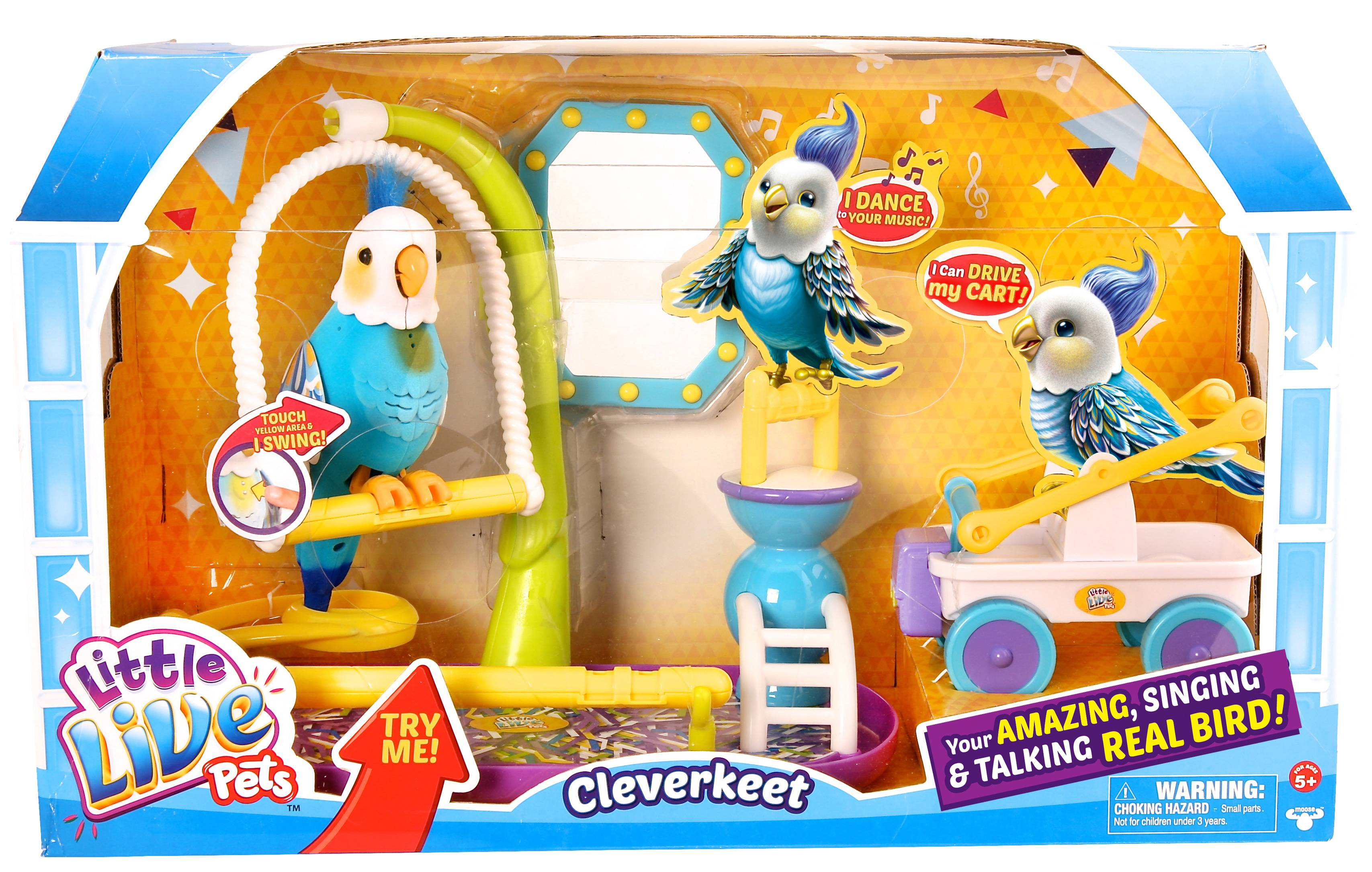 Little-Live-Pets-Clever-Keet-Box