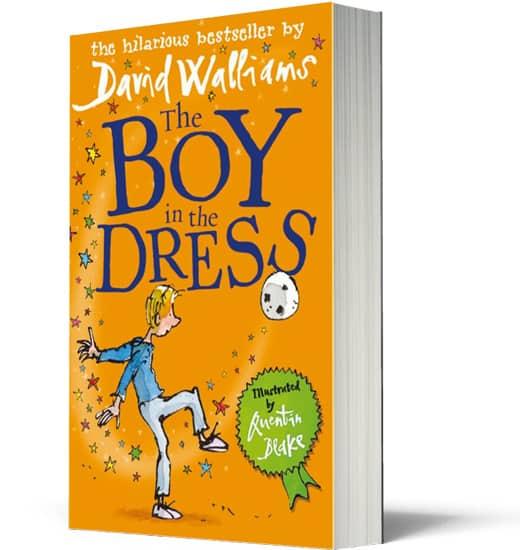 boy in the dress packahot