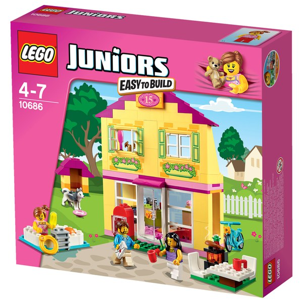 lego juniors house