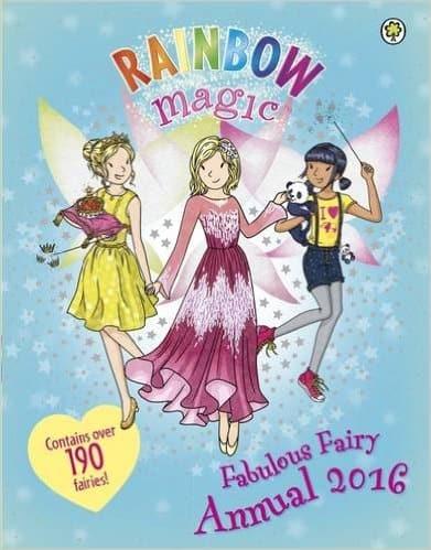 rainbow magic fairy 2016