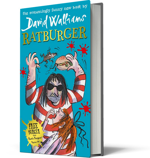 ratburger packshot