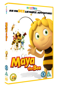 Maya the Bee Pack Shot