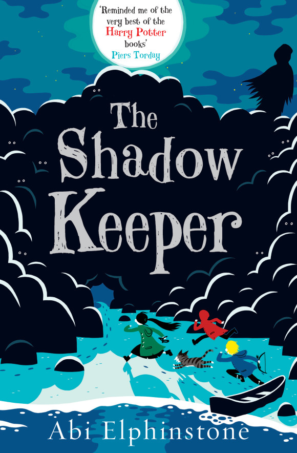 Shadow Keeper Final Cover