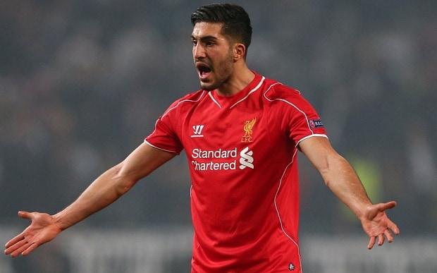 UEFA Europa League 2014/15 Round of 32 Second Leg Besiktas v Liverpool Atatürk Olimpiyat Stad?, Istanbul, Turkey - 26 Feb 2015