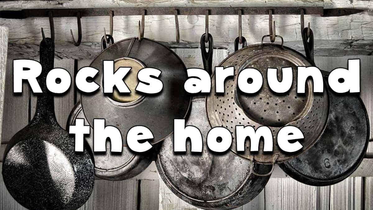 Geology Rocks Rock Around Our Homes Fun Kids The Uk