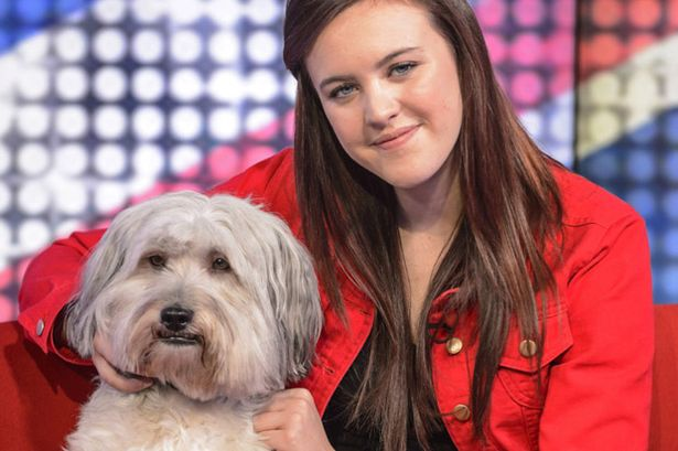 Ashleigh and Pudsey - Ashleigh Butler 'Daybreak' TV Programme