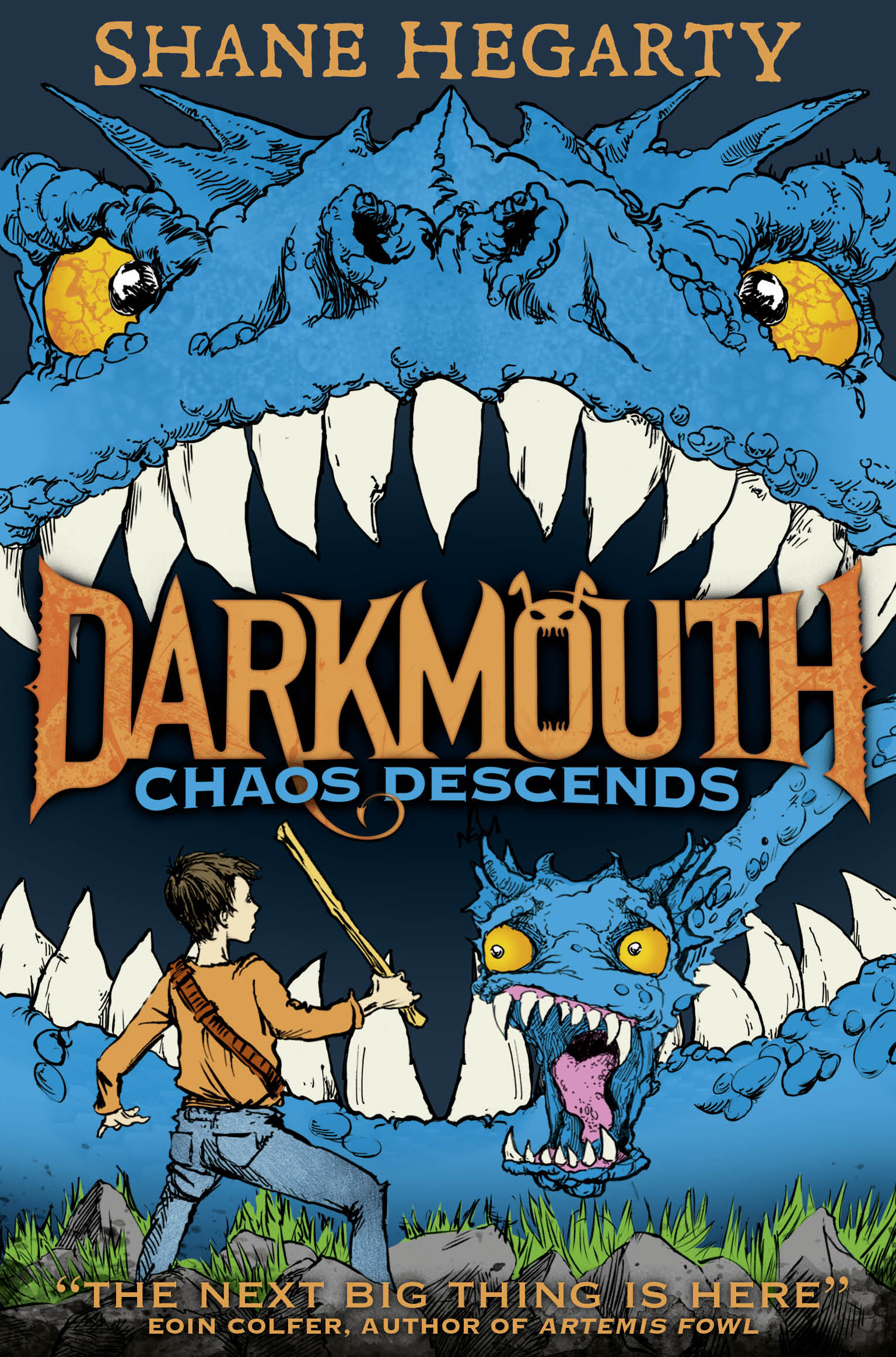 Darkmouth3 BPB_Front Cover