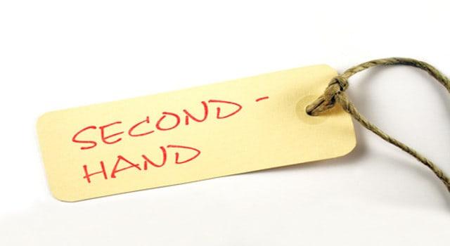 scond-hand