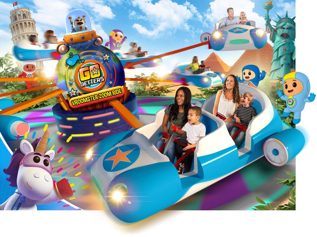 New Attractions The Go Jetters And The Furchester Hotel