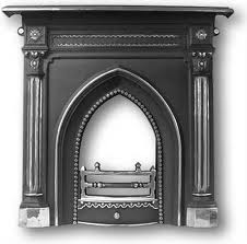 Gothic Revival fire