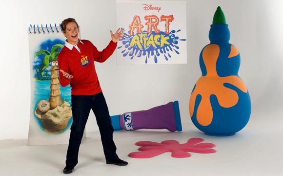Lloyd Art Attack 2