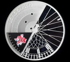 Paralympics-coin
