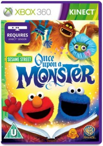 Sesame Street Once Upon a Monster packshot