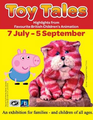 ToyTales website homepage