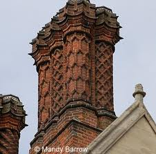 Tudor House Chimney