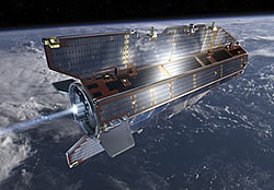 goce-satellite