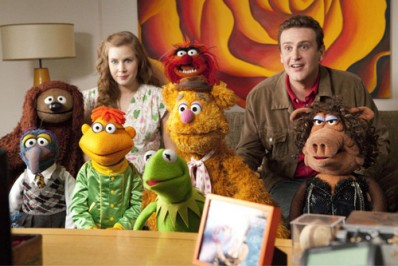 """THE MUPPETS""""AND YOU THINK YOU HAVE STRANGE MEETINGS – K"""