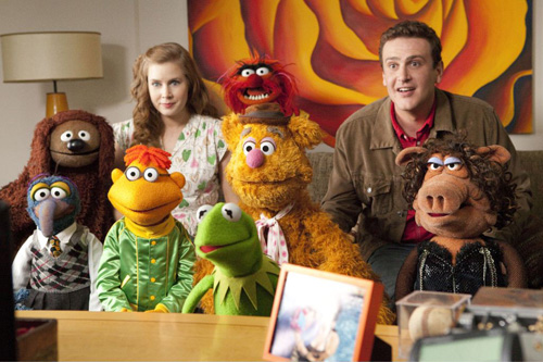 "THE MUPPETS""AND YOU THINK YOU HAVE STRANGE MEETINGS – K"