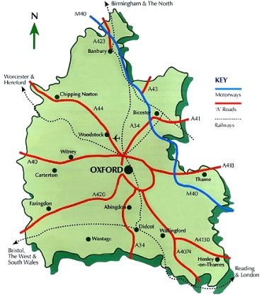 oxfordshire_map