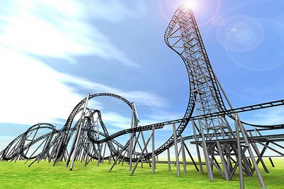 steepest-rollercoast